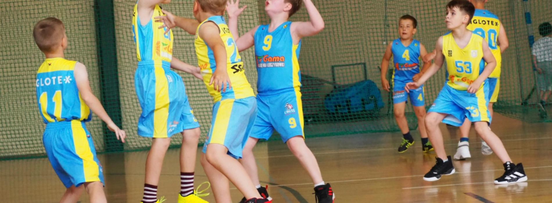 Mali koszykarze walczyli w turnieju